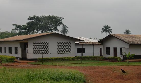 Ośrodek zdrowia w Essengu