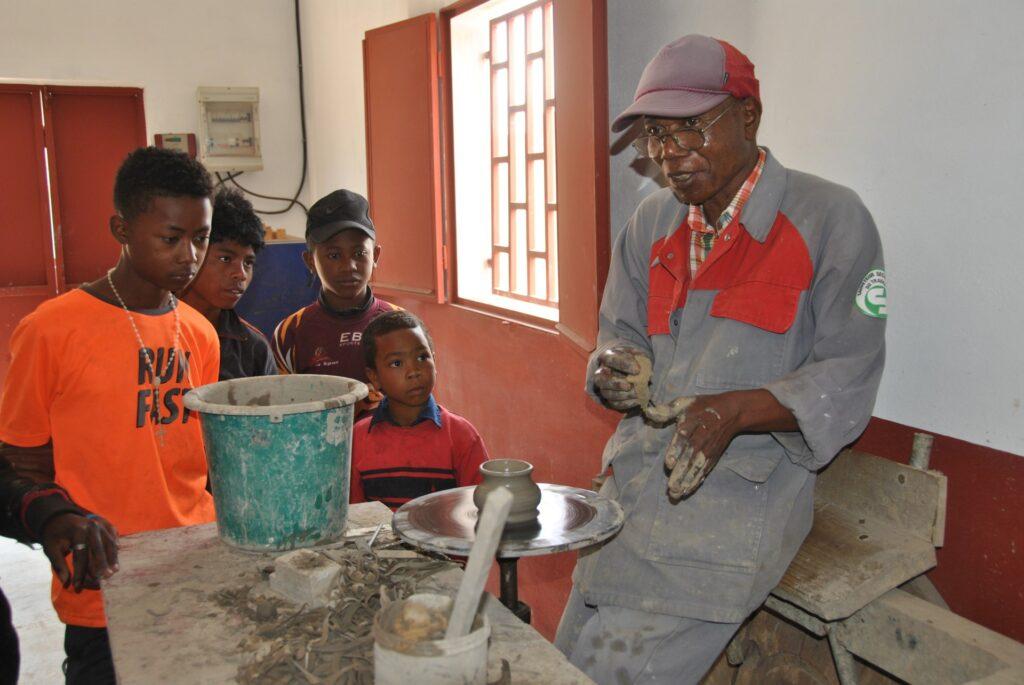 Dom dla 300 dzieci ulicy w Antananarivo (Madagaskar)