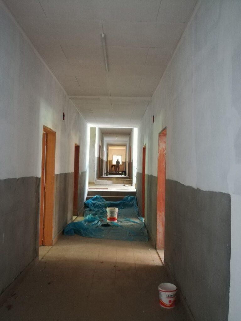 Budowa domu dziecka w Ayos (Kamerun)