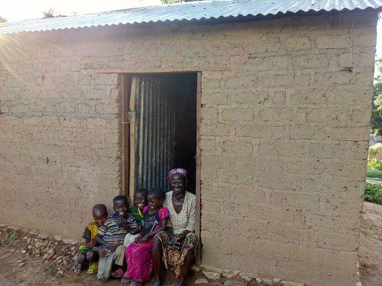 1% podatku na pomoc dla niewidomych w Ngaoundaye (