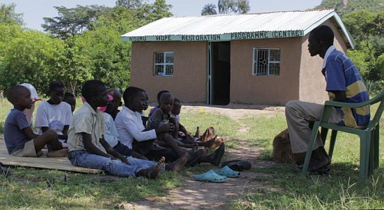Sierociniec w Kisumu