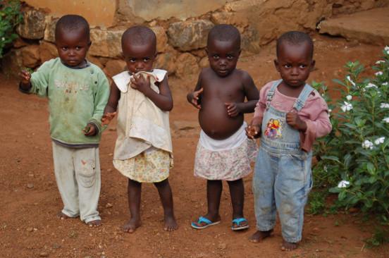 Leki dla apteki w Lome (Togo)