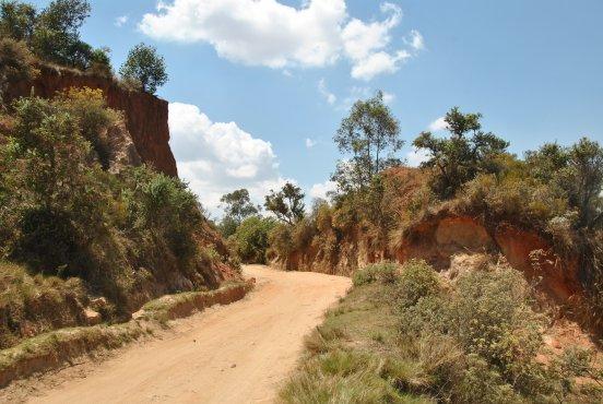 Budowa studni w Mandiavato (Madagaskar)
