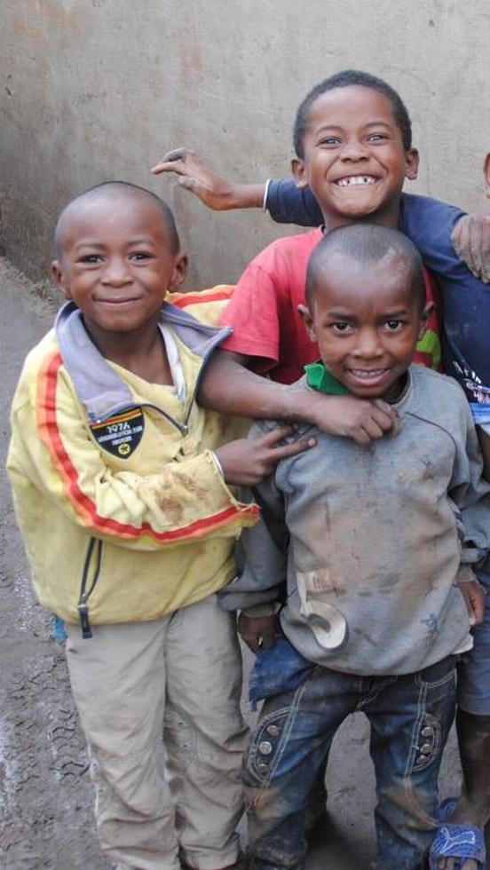 Budowa centrum dla dzieci ulicy w Antananarivo (Madagaskar)