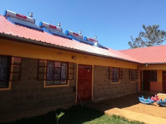 Centrum Dziecięce w Kithatu (Kenia)