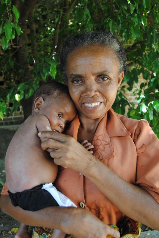 Centrum medyczne w Mampikony (Madagaskar)