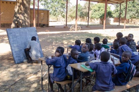 Instalacja chłodni dla farmy w Kasisi (Zambia)
