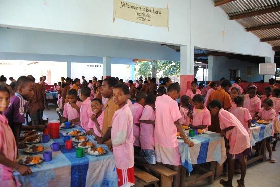 Edukacja i utrzymanie dzieci w Mampikony (Madagaskar)