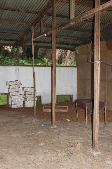 Hodowla drobiu dla sierocińca w Jaunde (Kamerun)