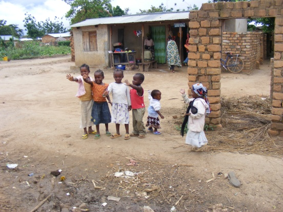 Jadalnia dla przedszkola w Maganzo (Tanzania)