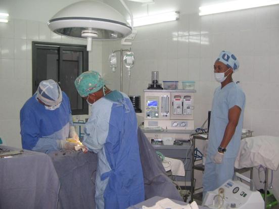 15 koncentratorów tlenu dla szpitala w Antsirabe (Madagaskar)