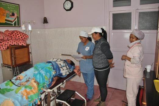15 kolejnych koncentratorów tlenu dla szpitala w Antsirabe (Madagaskar)