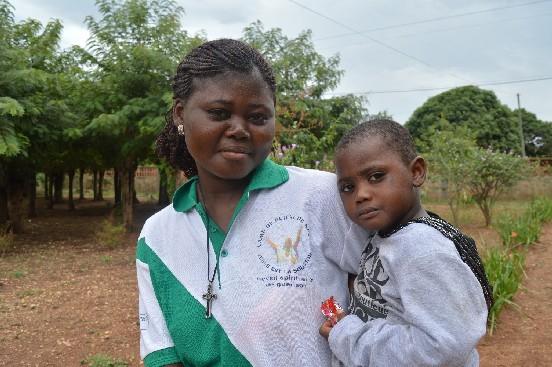 Pomoc laboratoriom w ośrodkach zdrowia (Togo)