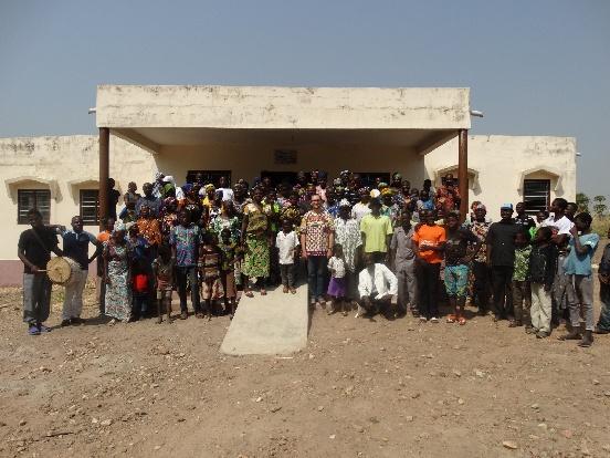 Zakup leków dla punktu sanitarnego w Kpanganzipio (Togo)