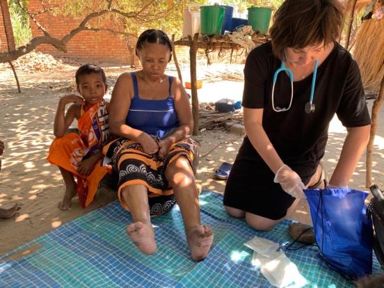 Misja medyczna Polskiej Fundacji dla Afryki (Madagaskar)