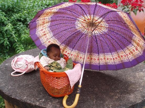 Mleko dla dzieci matek zarażonych wirusem HIV (Kamerun)