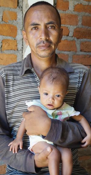 Natalia. Ratowanie życia niedożywionych dzieci w Mampikony (Madagaskar)
