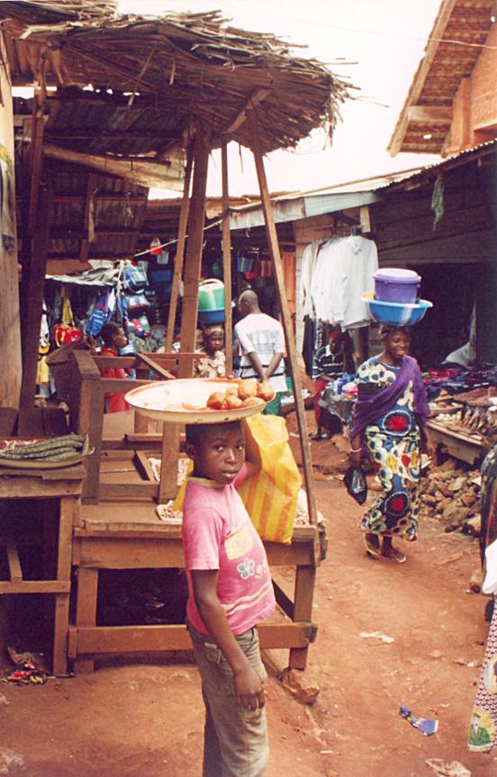Zakup kompletu maszyn do młyna w Mandamie (Kamerun)