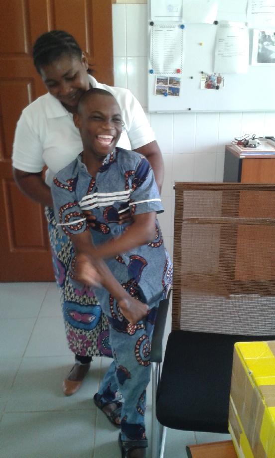Motor dla Gabina z Lomé (Togo)
