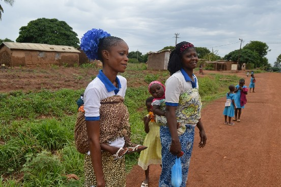 Ośrodek zdrowia w Bassar (Togo)
