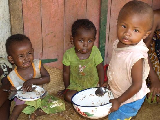 Budowa przychodni w Befasy (Madagaskar)