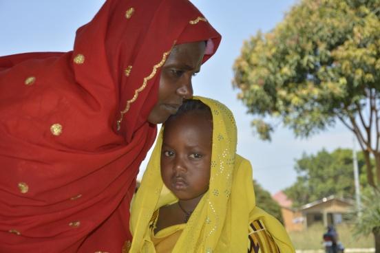 Remont przychodni w Garoua-Boulai (Kamerun)