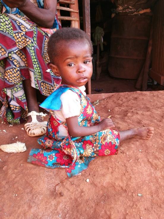 Remont ośrodka zdrowia w Essengu (Kamerun)