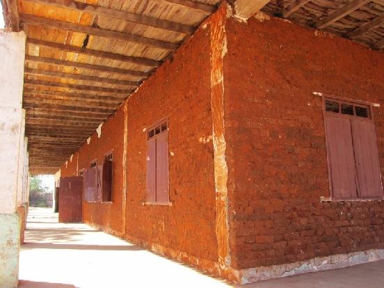 Remont szkoły w Ankazoabo (Madagaskar)