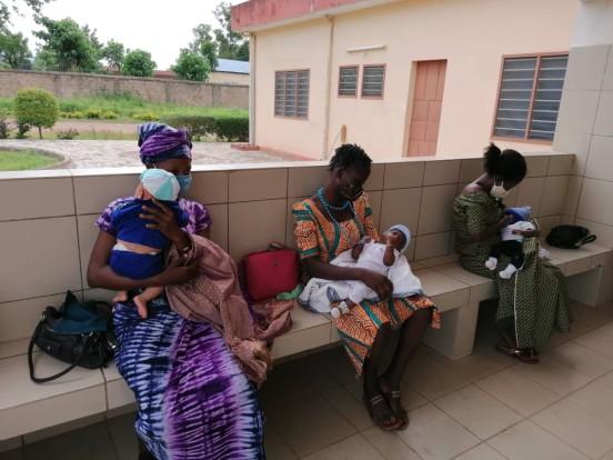 Sanitariaty dla ośrodka zdrowia w Hanyigba Duga (Togo)
