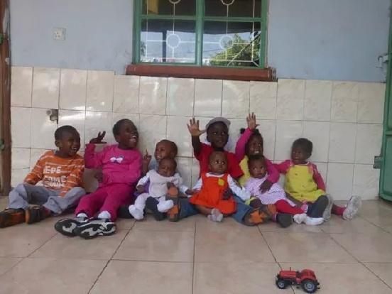 Ratunek dla sierocińca w Nakuru (Kenia)