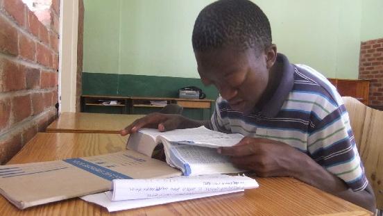 Nakarmić niewidome dzieci w Siloe (RPA)