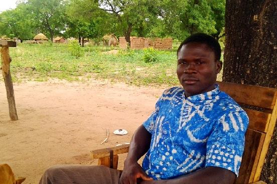Zakup spawarki da Jeana Noela z Mbaikoro (Republika Czadu)