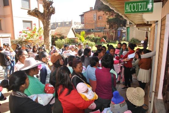 Wysyłka sprzętu szpitalnego do Antsirabe (Madagaskar)