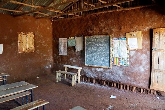 Budowa szkoły w Dorze (Etiopia)