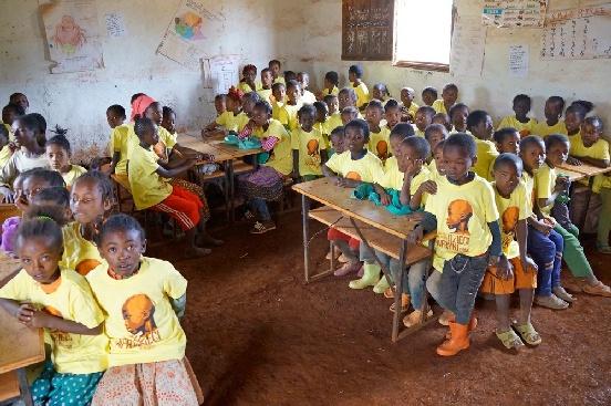 Szkoła dla plemienia Dorze, Amara i Bodo (Etiopia)
