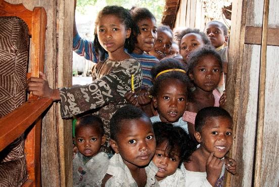 Szkoły w Mampikony (Madagaskar)