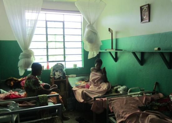 Zakup środka transportu dla centrum zdrowia w Rushakach (Rwanda)