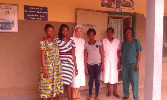 Aparat USG dla szpitala w Wiaga (Ghana)