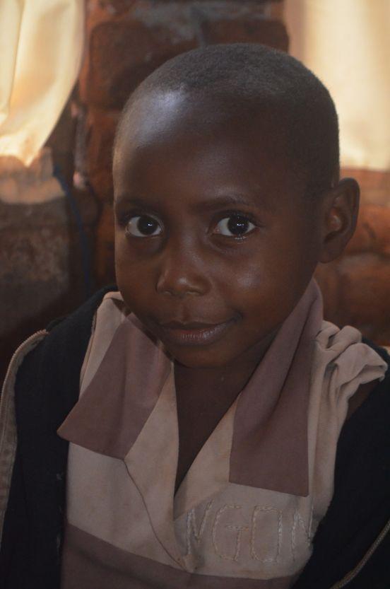 Ogrodzenie przedszkola w Essiengbot (Kamerun)