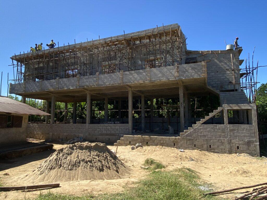 Rozbudowa szkoły w Nato (Madagaskar)