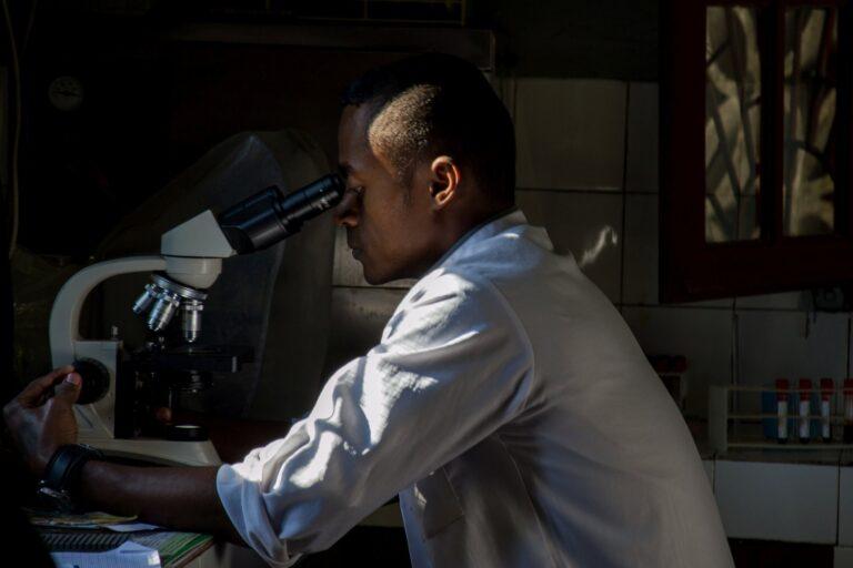Rozbudowa laboratorium w Marillac – Tolagnaro (Madagaskar)