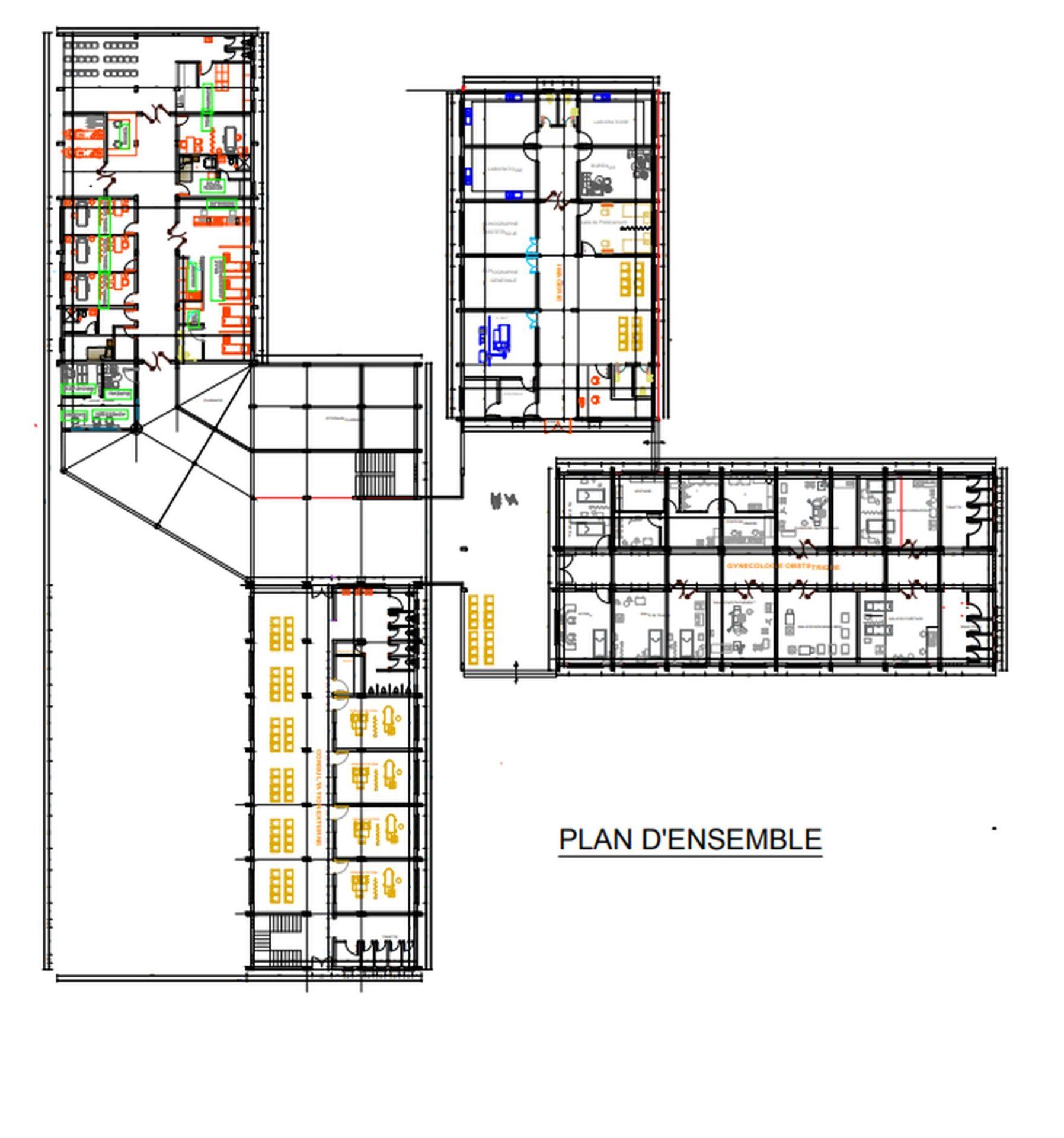 Budowa SOR i inne prace dla szpitala w Mampikony (Madagaskar)
