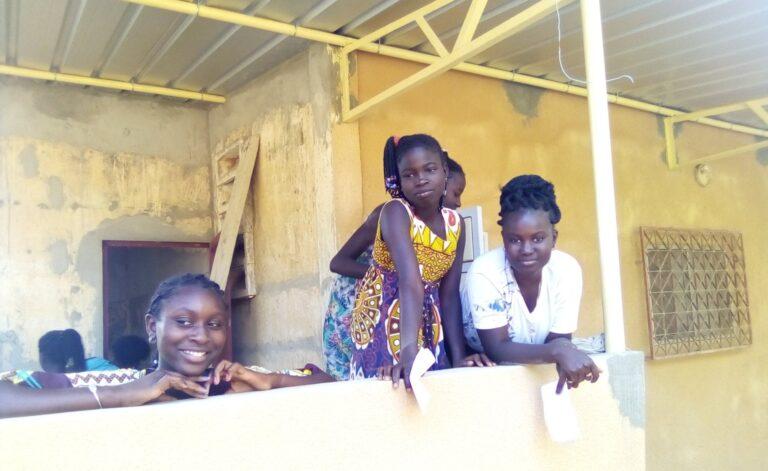Remont generalny domu kobiet w Pandienou-Lehar (Senegal)