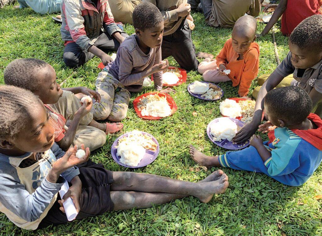 Budowa farmy dla szkoły w Chingoli (Zambia)